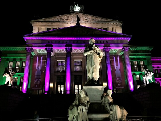 Festival of Lights - Konzerthaus