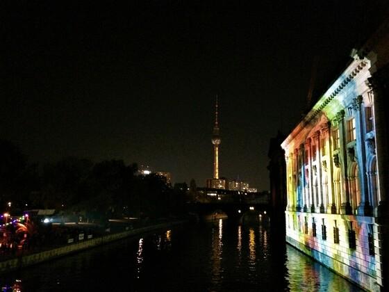 Festival of Lights am Monbijoupark