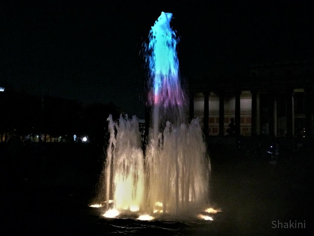 Wasserspiele  Lustgarten