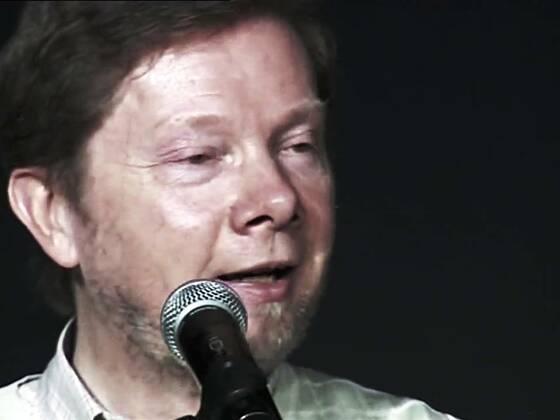 Eckhart Tolle - Küss den Frosch