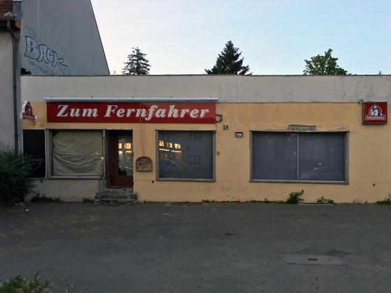 Zum Fernfahrer - Berlin