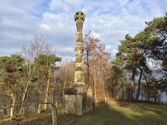 Berlin - Jaczo Denkmal - Grunewald