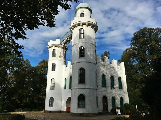 Schloss Pfaueninsel-