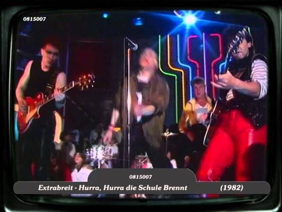 Extrabreit - Hurra,Hurra die Schule brennt (1982) HD 0815007