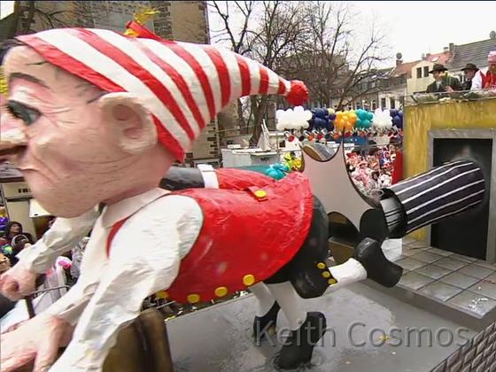 Karneval 2020 - Rosenmontag Köln