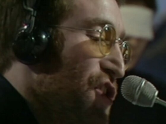 Instant Karma! (We All Shine On) - Lennon/Ono with The Plastic Ono Band (official music video HD)