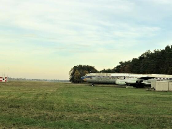 Das Vergessene Flugzeug