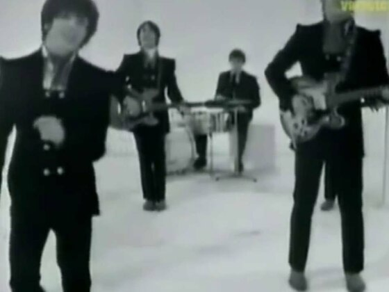 The Easybeats - Friday On My Mind (French TV, 1967) 1080p HD