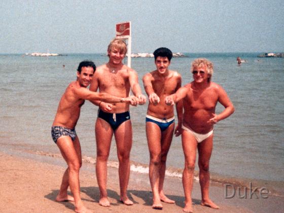 Rimini – Torre Pedrera – 1985 – Markus und Peter Wernecke