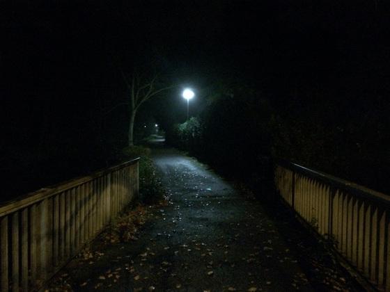 Herbstlichter - Nauheim - Autumn Lights - 2013 - Black Creek Bridge