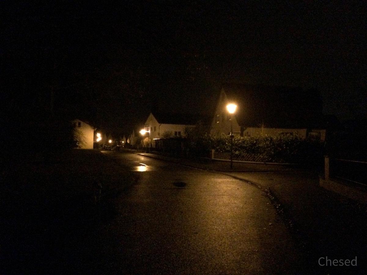Herbstlichter - Königstädten - Autumn Lights - 2013 - Viehtrift - An der Friedrichstanne