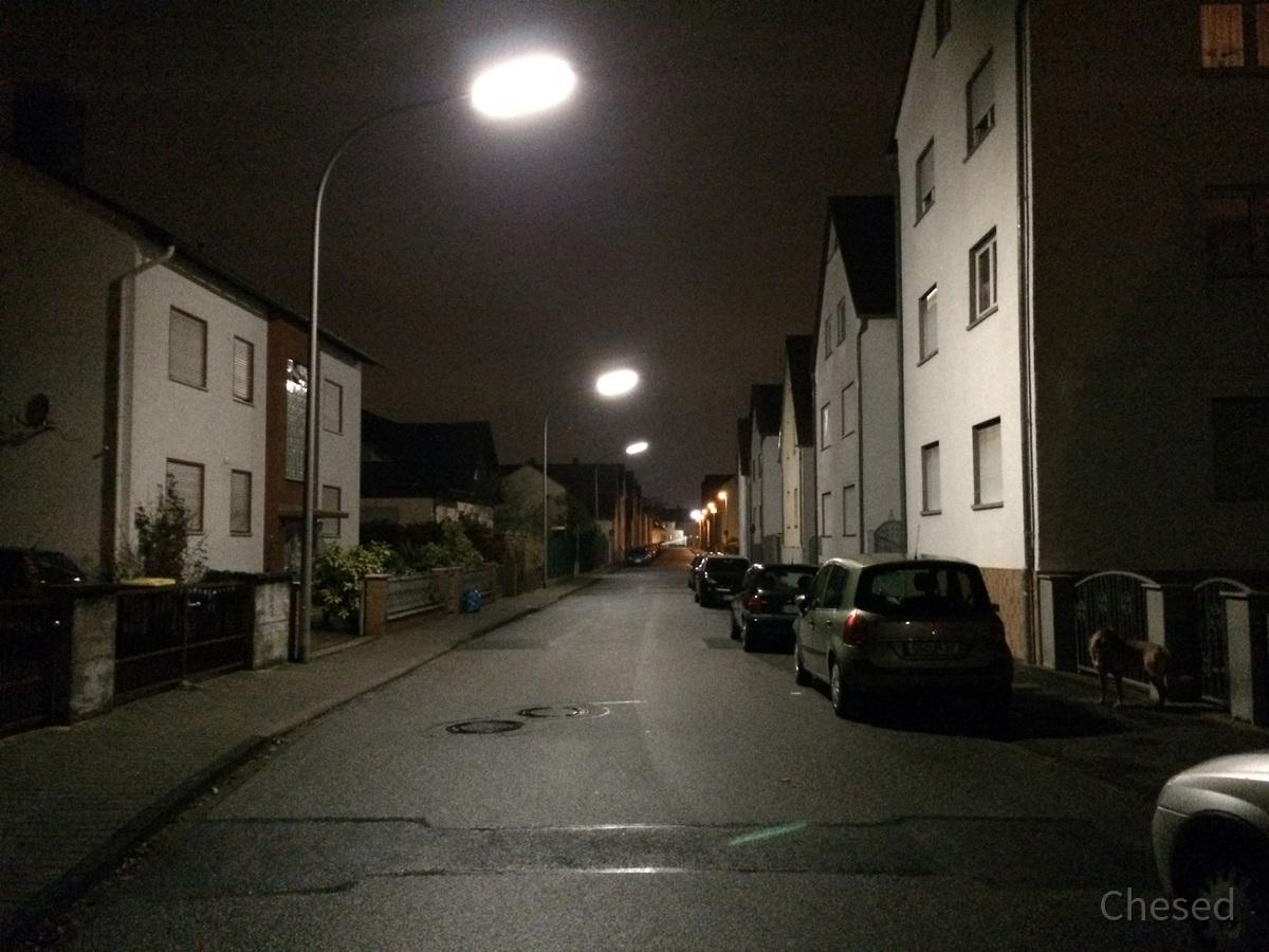 Herbstlichter - Königstädten - Autumn Lights - 2013 - Ludwig-Einsiedel-Straße