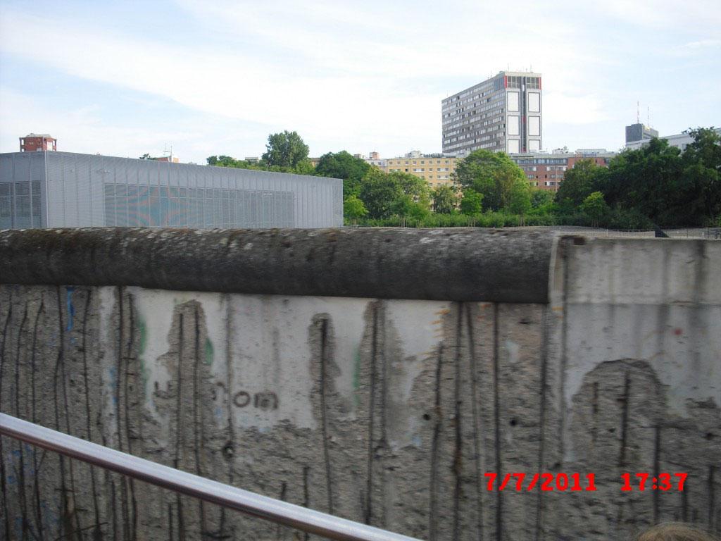 Berliner Mauer - Mauerreste in Berlin