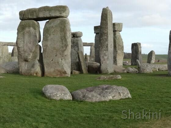Stonehenge - Mogalith Steine