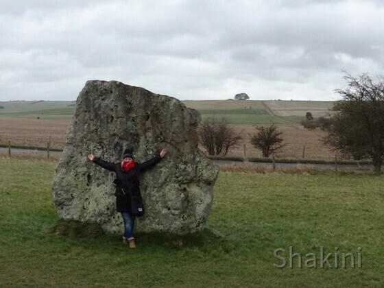 Avebury - Steine und Zeitreisende