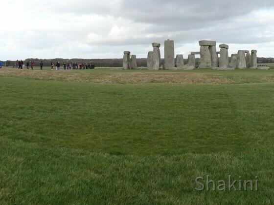 Stonehenge - Herrliche Panorama