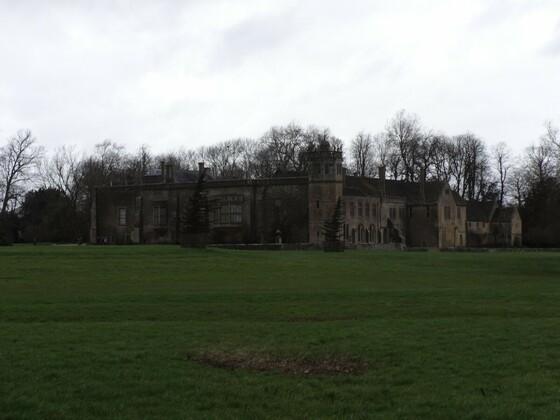 Lacock Abbey - Das Benediktinenkloster - Zauberschule Hogwarts