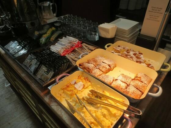 Essen am Frankfurter Flughafen - Herrlich leckeres Essen