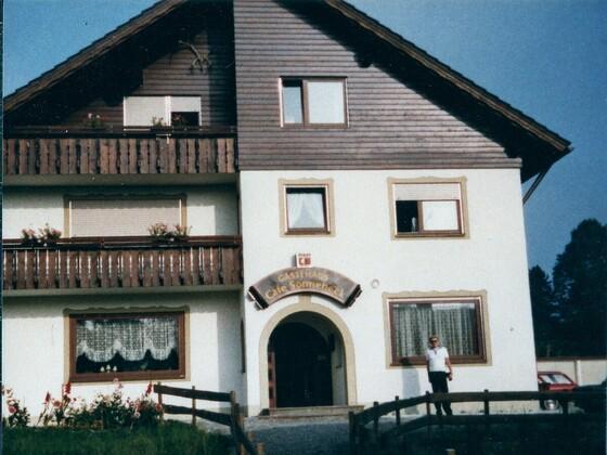 Radtour um den Bodensee - Die 4 Nauheimer (Naumer) - Langenargen Café Sonneneck