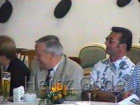 Klassentreffen 2001 Zentralschule Lehnin - Jürgen, Werner