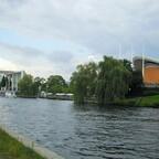 Berliner Impressionen und Sehenswürdigkeiten - an der Spree
