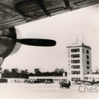 Rhein-Main-Airport - Tower - 1946 - Rhein-Main-Flughafen