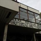 Berlin - Teufelsberg - Field Station - Kantine Geheimdienstmitarbeiter - Soldaten