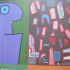 East Side Gallery - Berlin - Graffitis - Karikatur - Thierry Noir