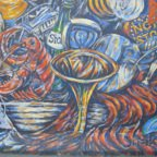 East Side Gallery - Berlin - Graffitis - Trichter