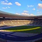 Olympiastadion Berlin 2016 Panorama