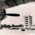 Rhein-Main-Airport – Tower – 1946 – Rhein-Main-Flughafen