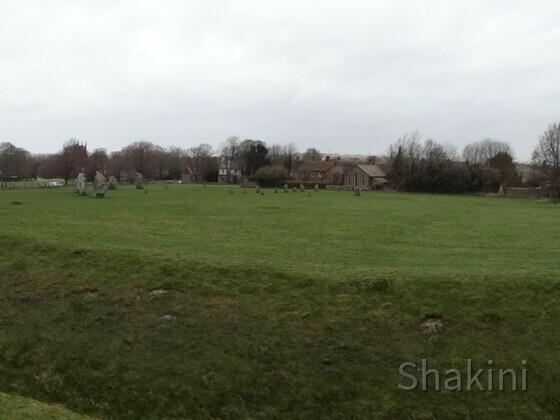 Avebury - Panorama