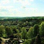 Bristol - Panorama - Cabot Tower
