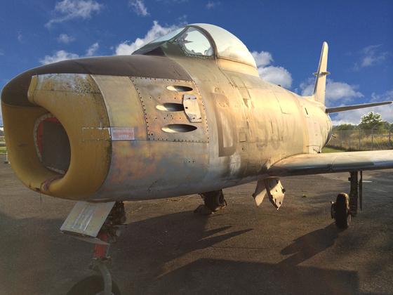 Canadair CL13-B Sabre Mk.6 (North American F86)