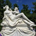 Erotische Skulptur - Schloss Sans Sanssouci - Potsdam