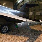 Starfighter F 104 G - Lockheed - Cruise Missile mit Atomsprengkopf