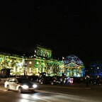 Festival of Lights auf dem Bebelplatz