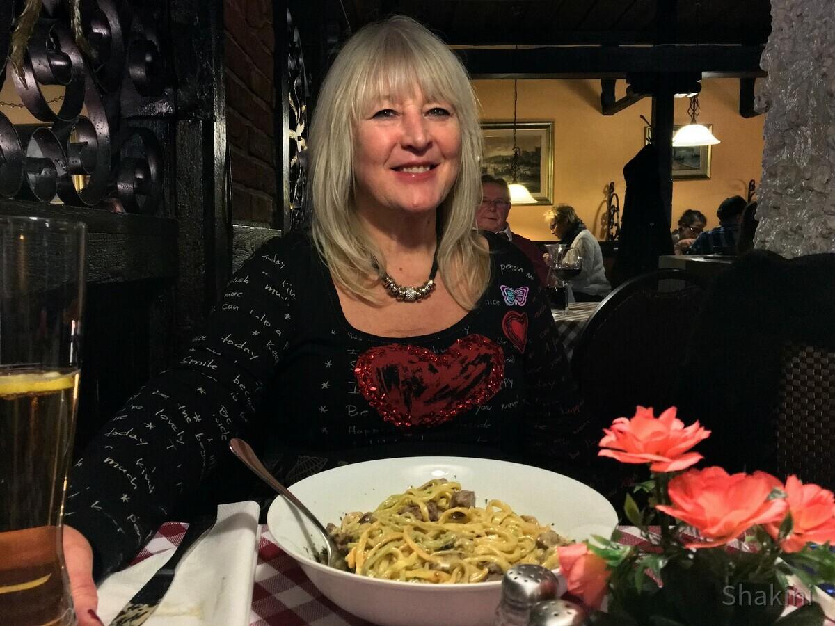 Berlin Spandau - Pizzeria Romana - Valentinstag 2016