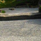 Zen - Steingarten - Japanischer Garten