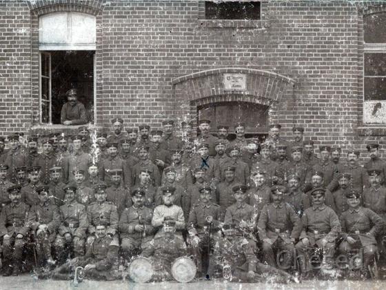 Mobilmachung - Eisenbahner Kompanie - 1914