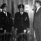 Feuerwehr Königstädten - Ehrung 25 Jahre - 1971