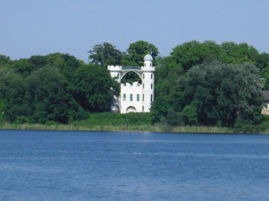 Berlin - Pfaueninsel