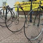 Opel-Hochrad - Opel-Fahrräder Königstädten - Opel Bicycles