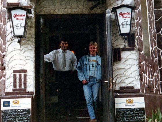 Restaurant Pizzeria Los Amigos - Berlin - 1988
