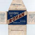 Souvenir-Fotos - Royan - 1940 - M. Berjaud - Tito