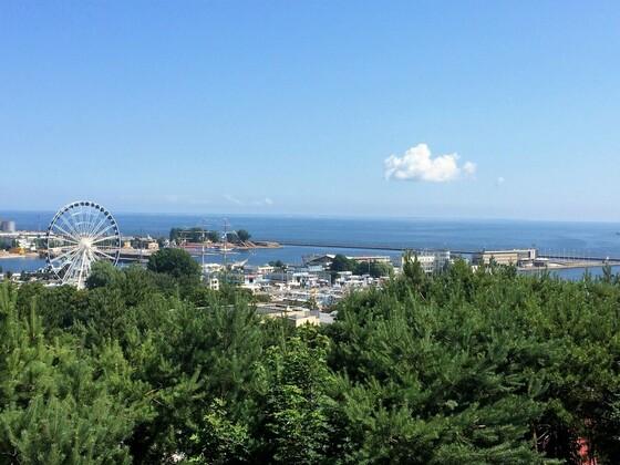 Panorama - Gdynia
