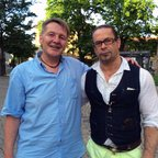 Piet Berger - Matrix-Chef in Berlin Tag und Nacht mit Dukemaster