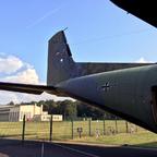 Transall C-160 (50-56) - LTG 63 - Frachtflugzeug