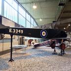 Avro 504 - Aufklärungsflugzeug - Leichter Bomber
