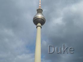 Fernsehturm - Berlin - 2013